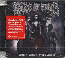 Cradle Of Filth - Darkly Darkly Venus Aversa (2010 CD) New & Sealed