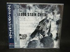 BLOOD STAIN CHILD Mystic Your Heart JAPAN CD Youthquake Grief Of War