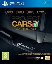 Progetto auto Game Of The Year Edition PS4 * NUOVO SIGILLATO PAL *