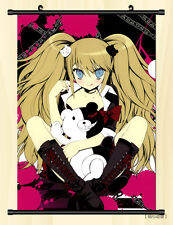Danganronpa Trigger Happy Havoc Scroll Painting Enoshima Junko Wall Poster New