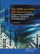 The 8088 and 8086 Microprocessors: Programming, Interfacing, Software, Hardware,