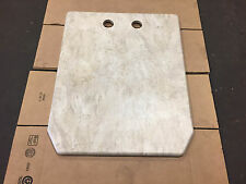 "1 FLIP DINETTE 40"" X 32 1/2"" TAN RV CAMPER TRAILER MOTORHOME TABLE TOP COUNTER"