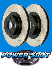 Powerslot Slotted Brake Rotors- Ford F250-350  2005-2012  Front Pair   8591PSL/R