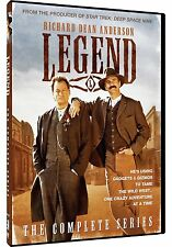 Legend Complete Series DVD Set TV Show Season Richard Collection Episodes Lot R1