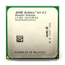 AMD Athlon 64 x2 4600+ 2.4ghz/1mb zócalo/socket am2 ado4600iaa5cu dual-core CPU