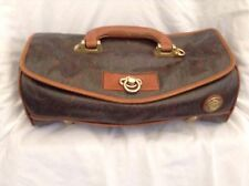 Pierre Balmain Dark Paisley Speedy Doctor Bag Satchel Bath Luggage Vintage