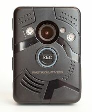 PatrolEyes HD 1080P Wearable 32GB Body Security Police Camera + Extra Battery