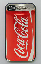 "Cover  ""Lattina di Coca Cola"" disponibile per iPhone 4, 4s, 5, 5s, 5c, 6"