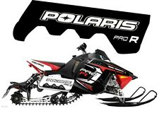 POLARIS RUSH PRO INDY RMK  600 800 PRO R 120 136 SHORT TUNNEL  DECAL STICKER 4