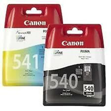 Canon PG540 CL541 Black & Colour Ink Cartridges For PIXMA MG2150 MG3150 BOXED BN