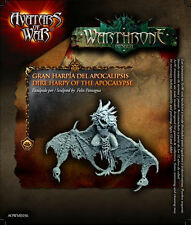 Avatars of War: Dire Harpy of the Apocalypse - AOW56 -Warhammer Character