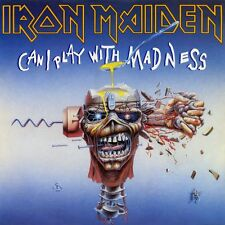 "IRON MAIDEN - CAN I PLAY WITH MADNESS - 7"" VINYL NEW SEALED 2014"