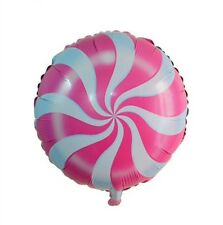 "Pink Lollipop Candy 18"" Balloon Birthday Party Decorations"