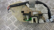 2006 HONDA CRV 2.2 ICDTI DIESEL DRIVERS SIDE REAR DOOR LOCK MECHANISM