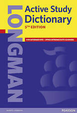 Longman Active Study Dictionary 5th Edition Paper,