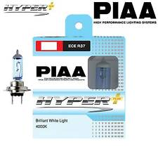 PIAA Hyper Plus 4000K Bulbs H7 55 equal to 110W 12V HE833