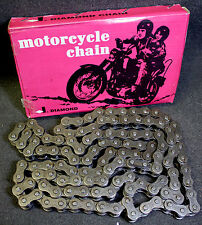 Diamond India #530 Motorcycle Roller Chain Replacement Harley Davidson 116 Pitch