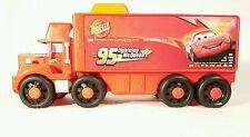 Disney's Pixar Mack Truck Hauler With Lightning McQueen