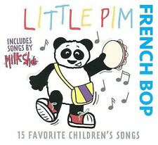Little Pim French Bop Music CD for Kids CD
