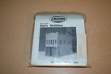 """Smalltown USA HO Scale Kit """"Family Shoe Store"""" 6013 NEW SEALED"""
