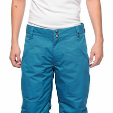 NWT - APERTURE Men's BOOMER Blue 10K SNOWBOARDING 5-Pocket PANTS - Medium
