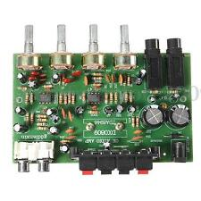 12V 60W Stereo Hi-Fi Tone Control Digital Audio Power Amplifier Board Volume Kit