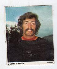 Figurina picture cards GUERIN SPORTIVO 1974/75 ROMA CONTI
