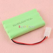 Quality High Power AA 9.6V 1800MAH Ni-MH Rechargable Battery Pack Home DIY YU US