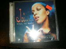 """PROMO House CD Joi Cardwell """"Soul To Bare (4 Mixes) Stop & Think"""" Eightball"""
