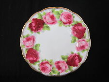 Royal Albert - OLD ENGLISH ROSE - Bread & Butter Plate