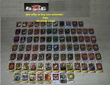 Extender for Kamen Rider DX Blade Garren Henshin Belt Buckle free 84 cards
