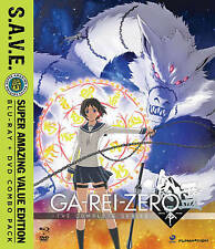 Ga-Rei-Zero: The Complete Series Box Set (Blu-ray/DVD, 2016, 5-Disc Set)