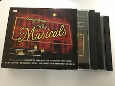 Various Artists - Songs from the Musicals [Emporio] (2004) 3 CD SET