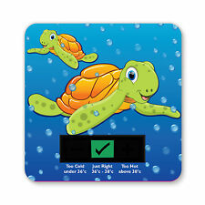 BABY BATH THERMOMETER - MYRTLE THE TURTLE  DESIGN