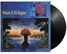 ALLMAN BROTHERS BAND - WHERE IT ALL BEGINS 2 VINYL LP NEW+