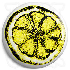 The Stone Roses - Lemon - 25mm Button Badge - Ian Brown's Manchester Indie Band