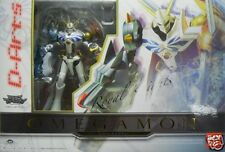 Used Bandai D-Arts Digimon Omegamon
