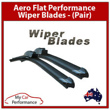 Ford Fairlane NA-NF, NL, LTD, AU, BA-BF- Aeroflat Wiper Blades (Pair) 22in/22in