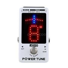 JOYO Power Tune Electric Guitar Tuner & 8 Port Multi-power Supply Effect K3O2