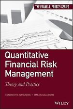 Quantitative Financial Risk Management - Zopounidis & Galariotis