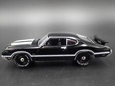 1970 OLDSMOBILE CUTLASS 442 S W-31 1/64 DIECAST COLLECTIBLE MODELLIMITED EDITION