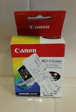Canon BCI-11 Color Ink Cartridges 3 Pack New Sealed
