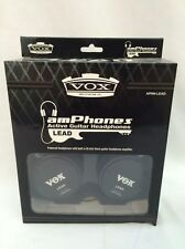Vox APHN LEAD Amphone Electric Guitar Amp Headphones Headphone Amp New Oldstock
