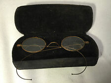 Vintage Wire Frame Gold Tone Bifocals Eye Glasses Readers Neat