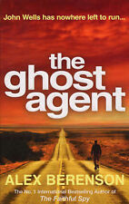 The Ghost Agent, Berenson, Alex, New Book