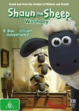 PRE OWNED SHAUN THE SHEEP WASH DAY DVD COMEDY ANIMATION FAMILY CHILDREN