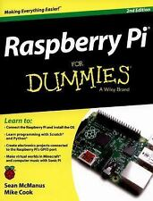 Raspberry Pi for Dummies® by Sean McManus (2014, Paperback)