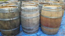 Authentic Used Oak Wine Barrel - REDUCED PRICE!