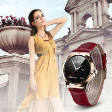 RWATCH Smart Watch Lady Wristwatch Heart Rate Monitor Compass for iPhone Samsung