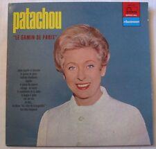 PATACHOU (LP 33Tours)  LE GAMIN DE PARIS
